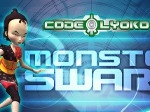 Gioco Codice Lyoko: Monster Swarm