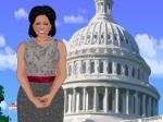 Gioca gratis a Vesti Michelle Obama