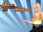 Gioca gratis a Vesti Hannah Montana