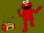Gioca gratis a Fai ballare Elmo