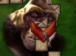 Gioco King Kong tangram