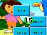 Gioca gratis a Dora e le divisioni