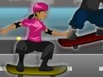 Gioca gratis a Skater Math