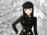 Gioca gratis a First Snow Dress Up