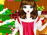 Gioca gratis a Pretty Christmas Girl