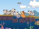 Gioca gratis a Freaky Cows 2