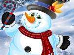 Gioca gratis a Vesti il tuo pupazzo di neve