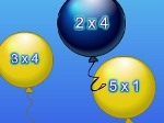 Gioca gratis a Balloon Pop Math