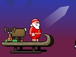 Gioca gratis a Babbo Natale lanciatore