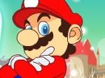 Gioca gratis a Snowy Mario