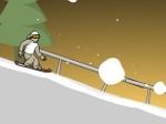 Gioca gratis a Downhill Snowboard 3