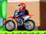 Gioca gratis a Mario Bros. Motocross