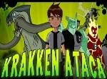 Gioca gratis a Ben10 - Krakken Attack