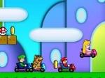 Gioca gratis a Mario Kart Online
