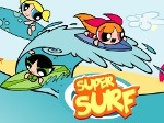 Gioca gratis a Super Surf: Powerpuff Girls