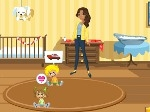 Gioca gratis a Super babysitter