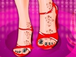 Gioco Pedicure Game for Girls