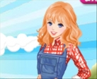 Gioca gratis a Bella and Sarah Farm Dress Up