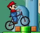 Gioca gratis a Mario BMX