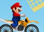 Gioca gratis a Mario Bike