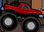 Gioca gratis a Monster Truck Curfew
