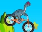 Gioca gratis a Dinosaur Bike