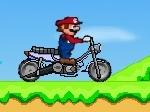 Gioca gratis a Super Mario Moto