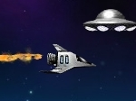Gioca gratis a The UFO game