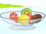 Gioco Fruit Plate