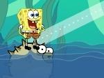 Gioca gratis a Spongebob salterino