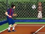 Gioca gratis a Calcio Tennis