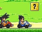 Gioca gratis a DragonBall Kart