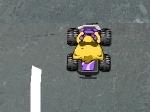 Gioca gratis a Raccoon Racing