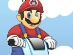 Gioca gratis a Jetski Mario