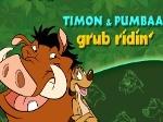 Gioca gratis a Salta con Timon e Pumba