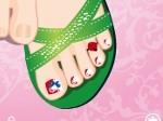Gioca gratis a Colora le unghie dei piedi