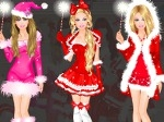 Gioca gratis a Barbie Christmas