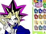 Gioca gratis a Colora Yu Gi Oh!