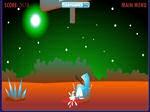 Gioca gratis a Alien Bounce