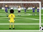 Gioco Il portiere di calcio