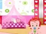 Gioca gratis a Decora la stanza del bebé