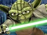 Gioca gratis a La spada laser di Yoda
