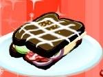 Gioca gratis a Shaquita's Sandwich Maker