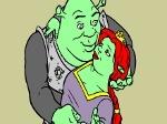 Gioca gratis a Shrek e Fiona