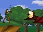 Gioca gratis a Robina Hood's Monster Hunt