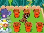 Gioca gratis a Dora giardino magico
