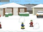 Gioca gratis a Pallate di neve in città