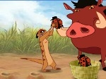 Gioca gratis a Timon e Pumba nella giungla