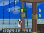 Gioco James la zebra pirata