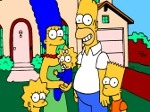 Gioca gratis a Colorare i Simpson